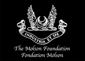 Fondation Molson Logo